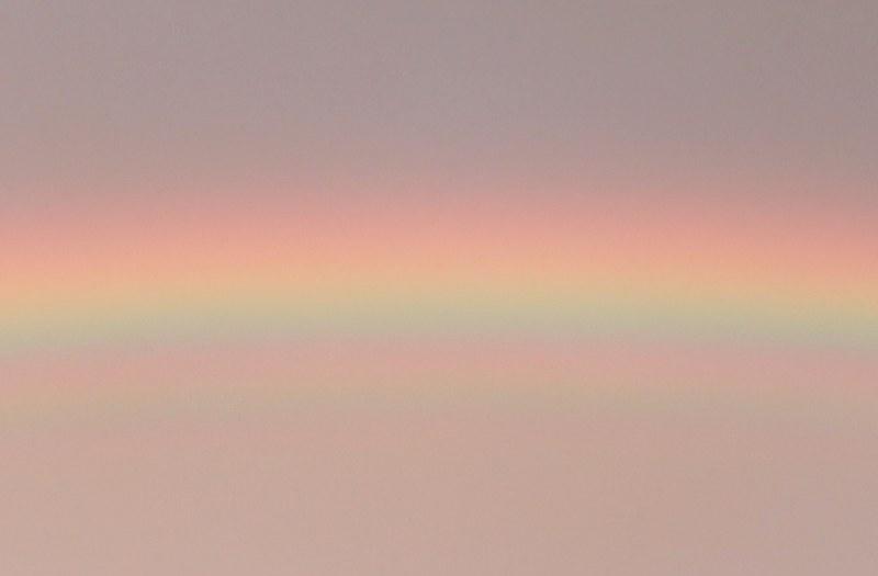 supernumerary rainbow