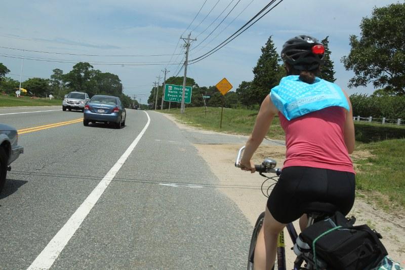 Riding Highway 6