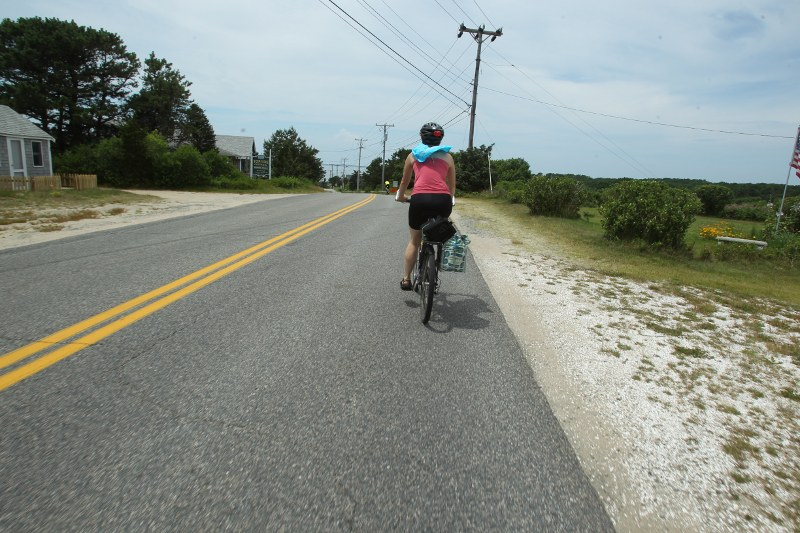 Riding Highway 6A