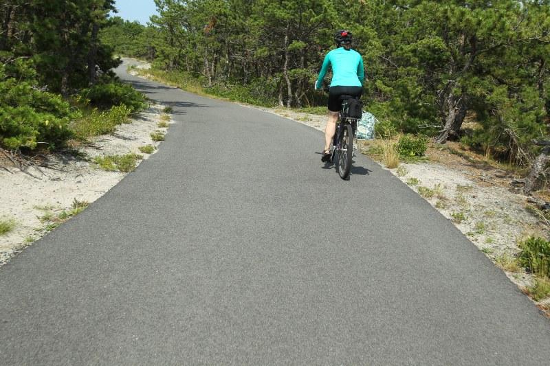 Province Lands bike trail